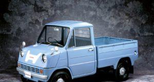 Honda T360 mini-truck