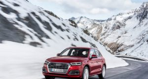 Audi, Audi quattro, Audi Q5 quattro