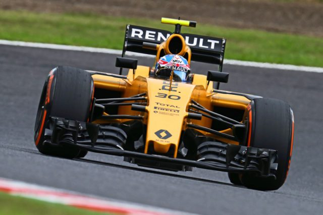Renault Sport Racing, Jolyon Palmer
