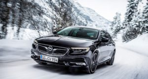 New Opel Insignia