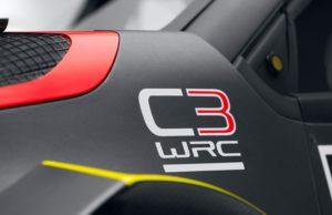Citroen C3 WRC, C3 WRC