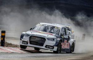 Audi S1 EKS RX quattro #5 (EKS), Mattias Ekström