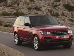 2017 Range Rover SVAutobiography Dynamic, Range Rover
