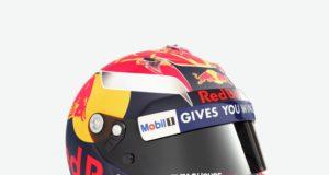 Max Verstappen, helmet