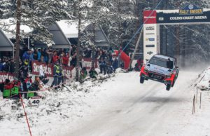 Thierry Neuville, Rally Sweden