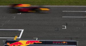 Max Verstappen, F1 Catalunya test