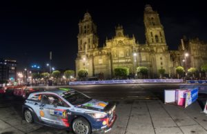 Hayden Paddon, Rally Mexico, 007 mission
