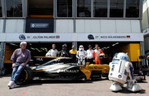 Renault Sport, George Lucas