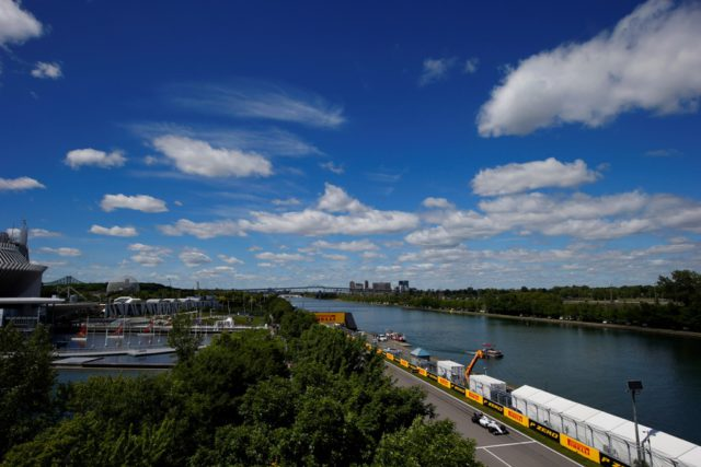 Canadian Grand prix, Gilles Villeneuve Circuit