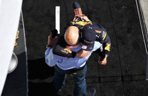 Patrick Stewart, Daniel Ricciardo