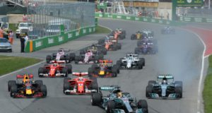 start, F1, Canadian Grand prix
