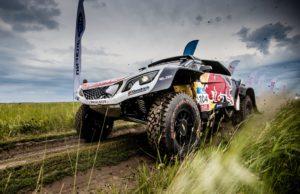 Peugeot DKR Maxi