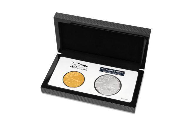 Rosland Capital, coins, Williams