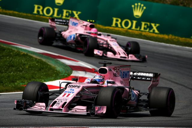 Force India, Sergio Perez