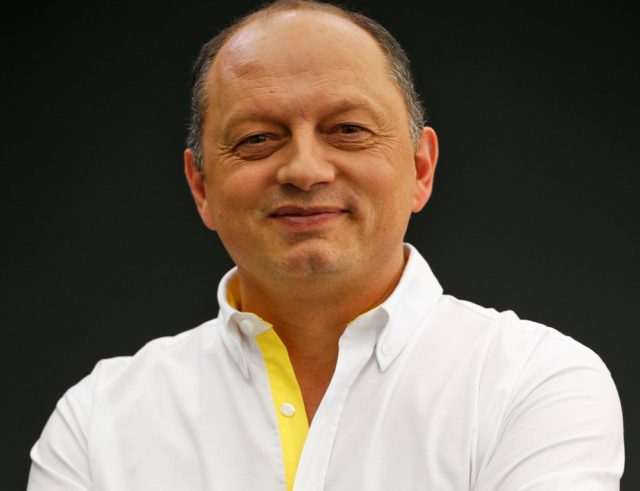 Frédéric Vasseur