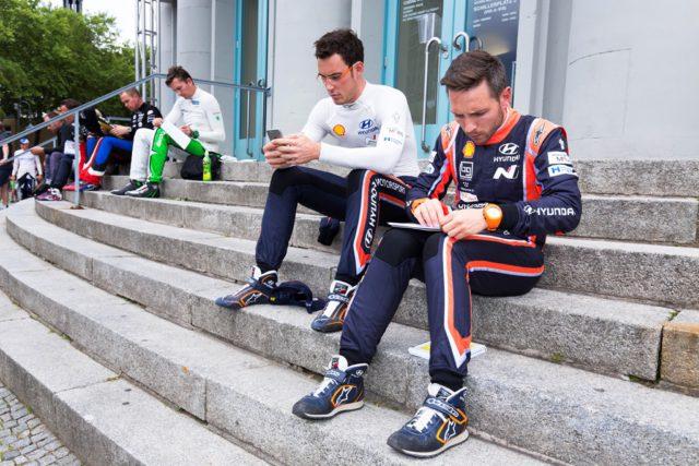 WRC, Thierry Neuville, Nicolas Gilsoul