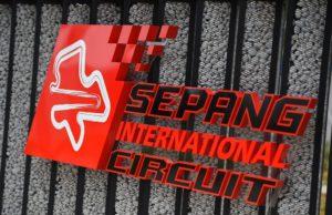 Malaysian Grand prix, Sepang