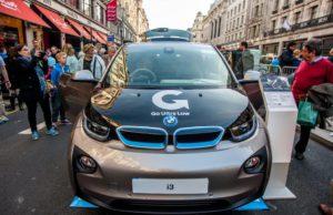 electric vehicle, Go Ultra Low, Regent Street Motor Show