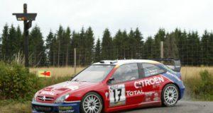 Citroen Xsara WRC, Colin Mcrae