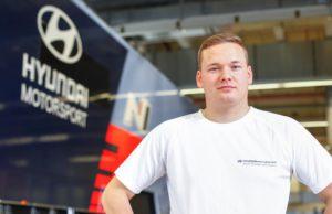 Sarrazin Motorsport, Jari Huttunen