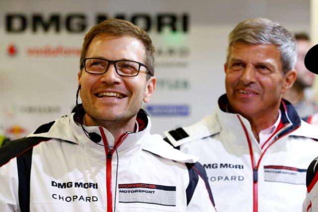 Andreas Seidl, Fritz Enzinger