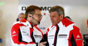 Andreas Seidl, Fritz Enzinger, Porsche