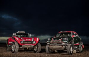 MINI John Cooper Works Rally, MINI John Cooper Works Buggy