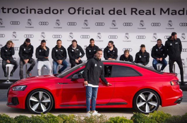 Lucas Vázquez, Real Madrid