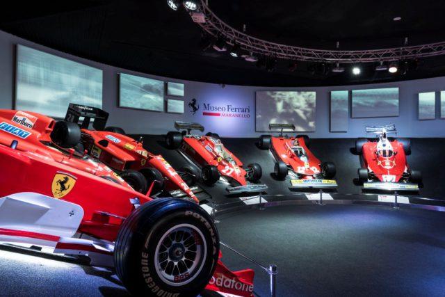 Ferrari Museums