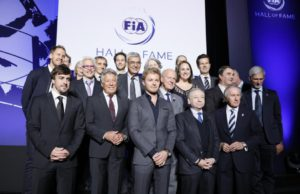 Hall of Fame, FIA
