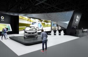 Mercedes-Benz, CES