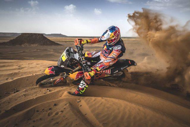 Sam Sunderland, KTM, Dakar