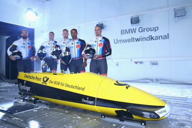 Olympic Games, bobsleigh