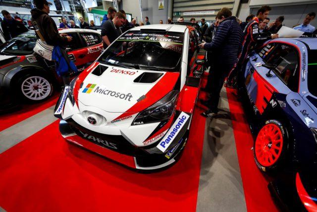 Toyota, 2018 WRC