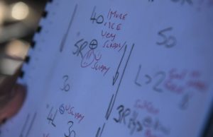 ice-note crews, notes, pacenotes, WRC