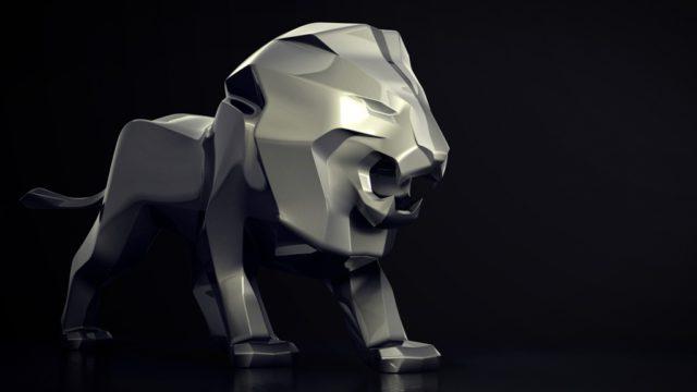 Peugeot, lion