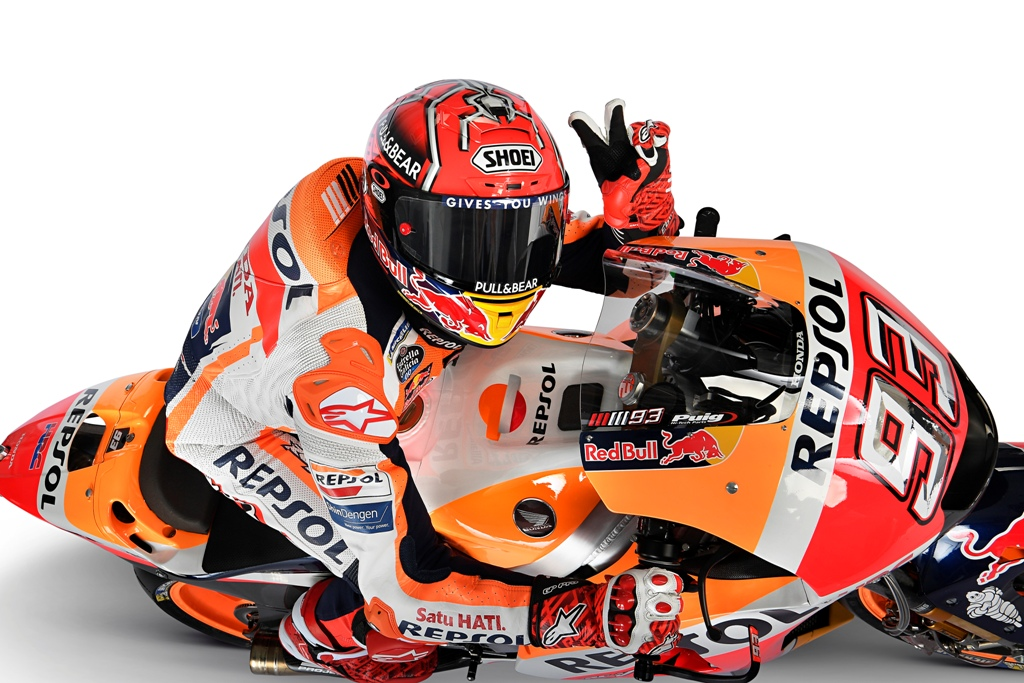 Honda Renews Contract With Marc Márquez For Two Years News For Speed