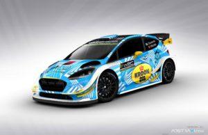 Jourdan Serderidis, Ford Fiesta WRC