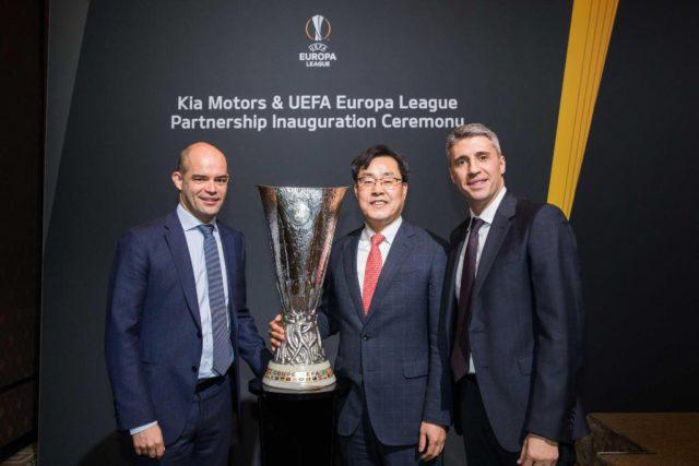 UEFA, Kia