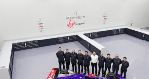 headquarters, DS Virgin Racing