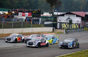 World RX, World Rallycross Championship