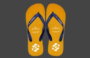 Gandys, Halo flip-flops