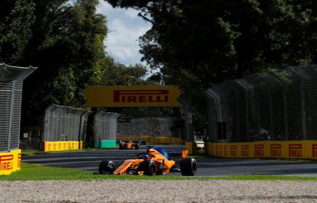 Fernando Alonso, Stoffel Vandoorne