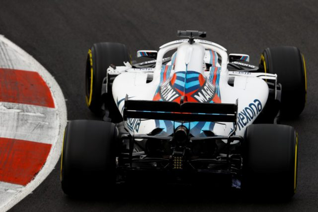 Williams, Robert Kubica