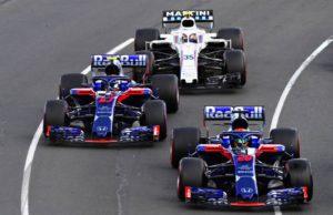 Brendon Hartley, Pierre Gasly, Toro Rosso