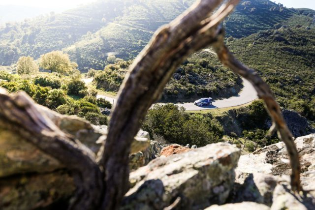 M-Sport, Tour de Corse