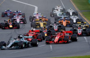 start, Melbourne, Albert Park, Australian Grand prix