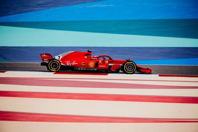 Ferrari, Kimi Raikkonen