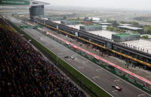 Shanghai International Circuit, Shanghai, China, Chinese Grand prix