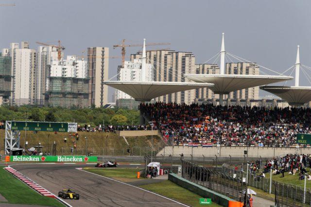 Renault, Nico Hulkenberg, China